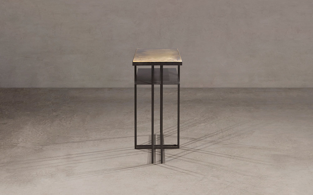 NOVOCASTRIAN_Brass CrossBinate SideTable3.jpg