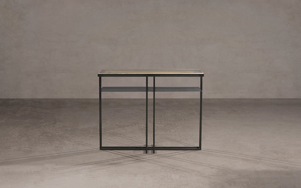 NOVOCASTRIAN_Brass CrossBinate SideTable2.jpg