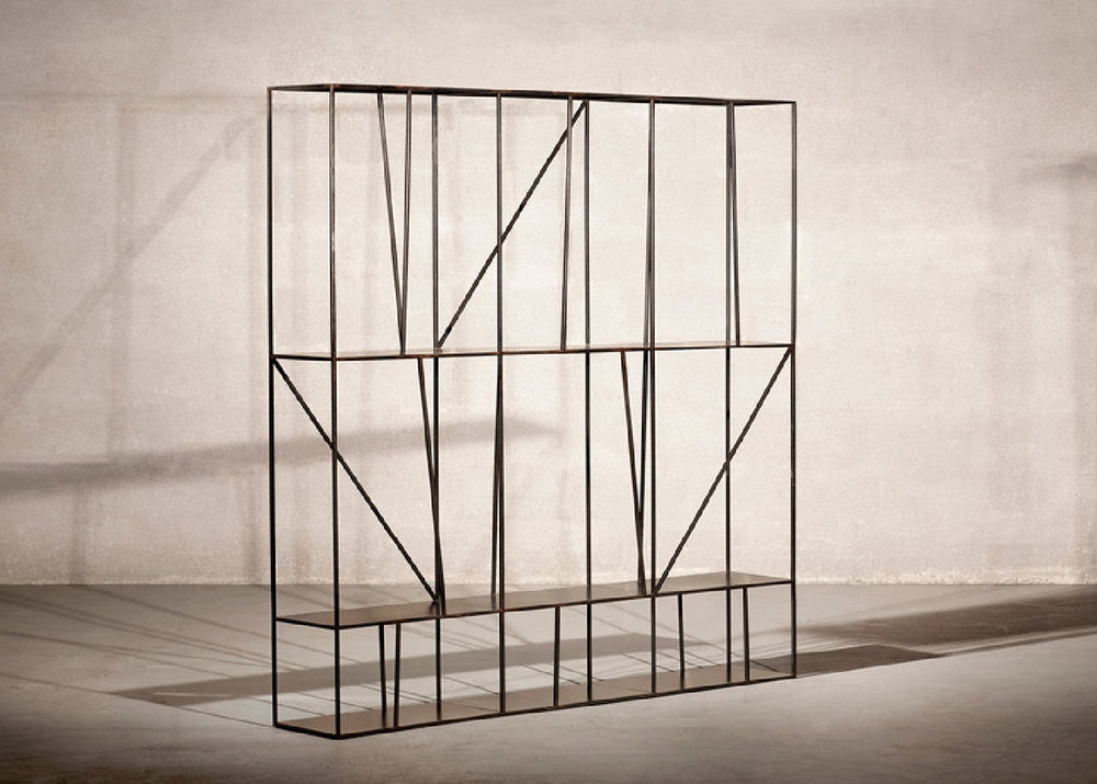 Staiths Shelving Unit