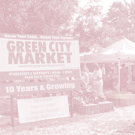 Green City Market - Lincoln Park, Chicago