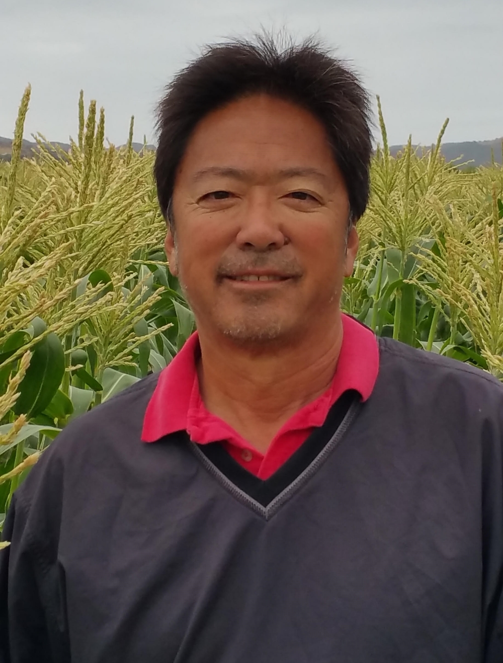 Glenn Tanaka is the owner of Tanaka Farms. Farmer Tanaka has been involved in the community through the Orange Coast Optimists Club as well as holding programs at Tanaka Farms such as the Walk the Farm, Tanaka Farms' largest event of the year.  Walk the Farm continues to bring together the community to support the farmers affected by the 2011 Tohoku earthquake and tsunami.