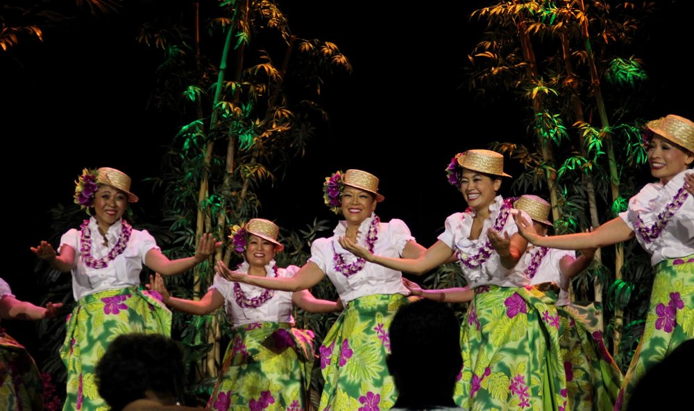 Halau Keali'i O Nalani   In the spring of 1991, Kumu Hula Keali'i Ceballos founded Hālau Hula Keali'i o Nālani. Kumu Kealiʿi's love of music and hula started with his parents, Al and Cissylani Ceballos, when Aunty Cissylani introduced hula to her son at an early age.  Although Kumu Kealiʿi has studied under several renowned kumu hula and has been teaching for 25 years, he will always consider himself a journeyman who continues to expand his knowledge of Nā Mea Hawaiʿi (things Hawaiian) and strives to perpetuate the Hawaiian culture through hula.  Since its inception, the hālau has grown and includes nā keiki (children), nā ʿōpio (youth), kāne (men), wāhine (women), mākua (parents) and kūpuna (grandparents or elders).  While the haumāna (students) represent a diverse group ranging from beginners through highly trained and experienced dancers and competitors, they share one thing in common --- the love of hula and the Hawaiian culture.  Throughout its 25-year history, Hālau Hula Keali'i o Nālani has shared its aloha for hula and the Hawaiian culture with performances at numerous hula competitions, festivals and community events in California, Florida, Hawai'i, Nevada, Washington, Japan, Mexico and Taiwan.  In 2011, Kealiʿi received the Los Angeles County Board of Supervisors Proclamation for 20 years of cultural service to the Los Angeles community.