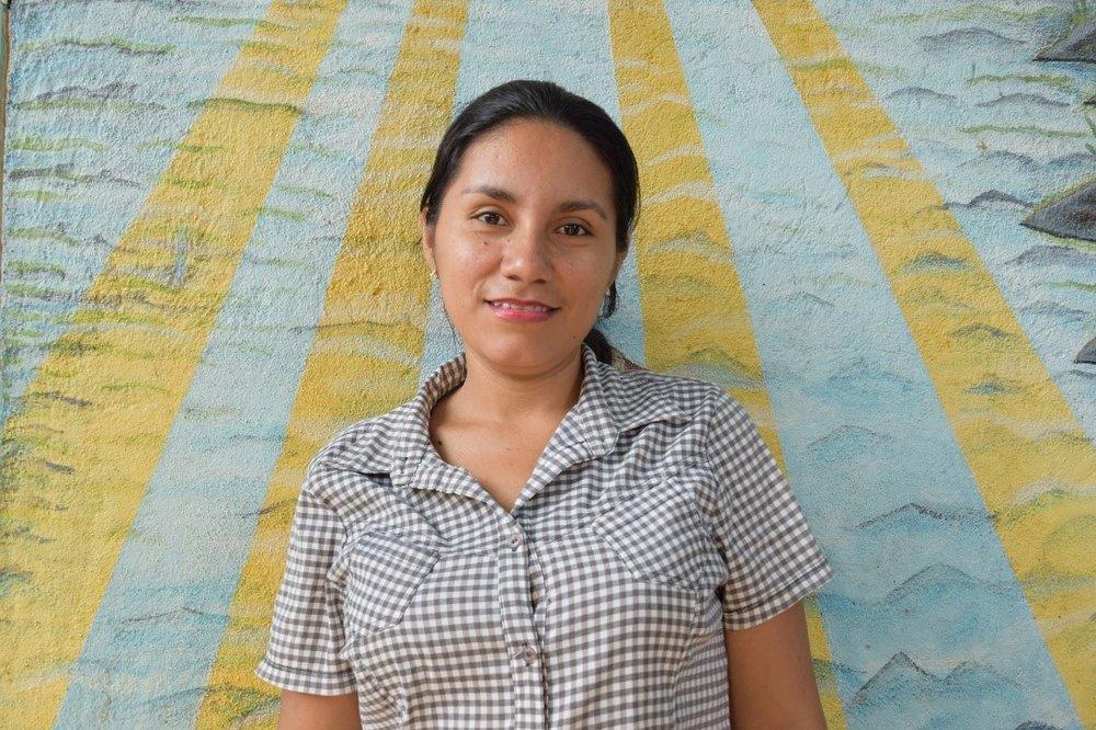 Managua Zenelia Gutiérrez Receptionist.jpg
