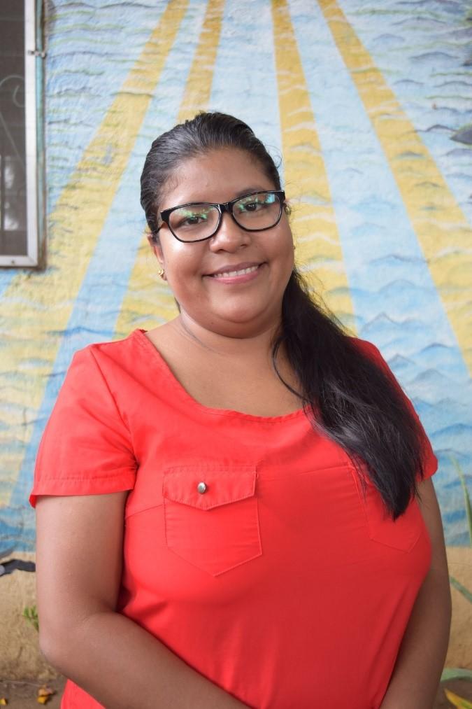 Managua Tiara Sánchez VargasCommunications Coordinator.jpg