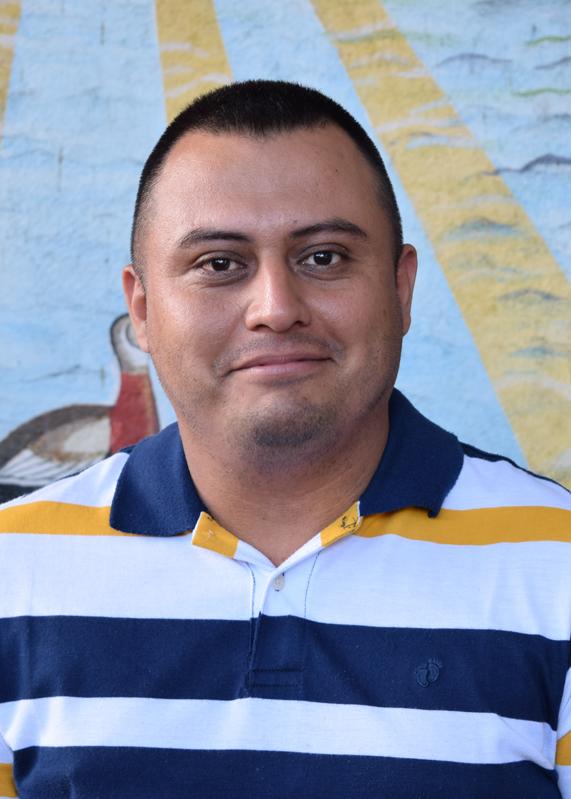 César Antonio López Pérez. Promotor de Agua y Saneamiento en Waslala.JPG