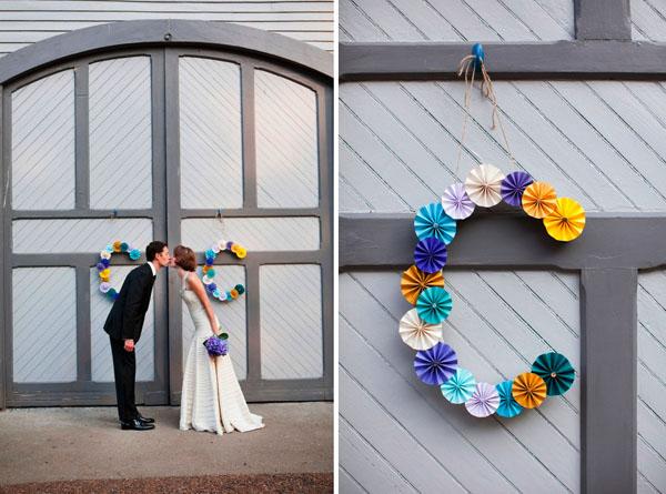 Vibrant wedding at Belle Meade Plantation