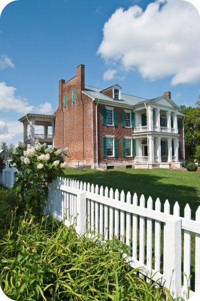 Carnton Plantation, Franklin TN, Events by Elaine