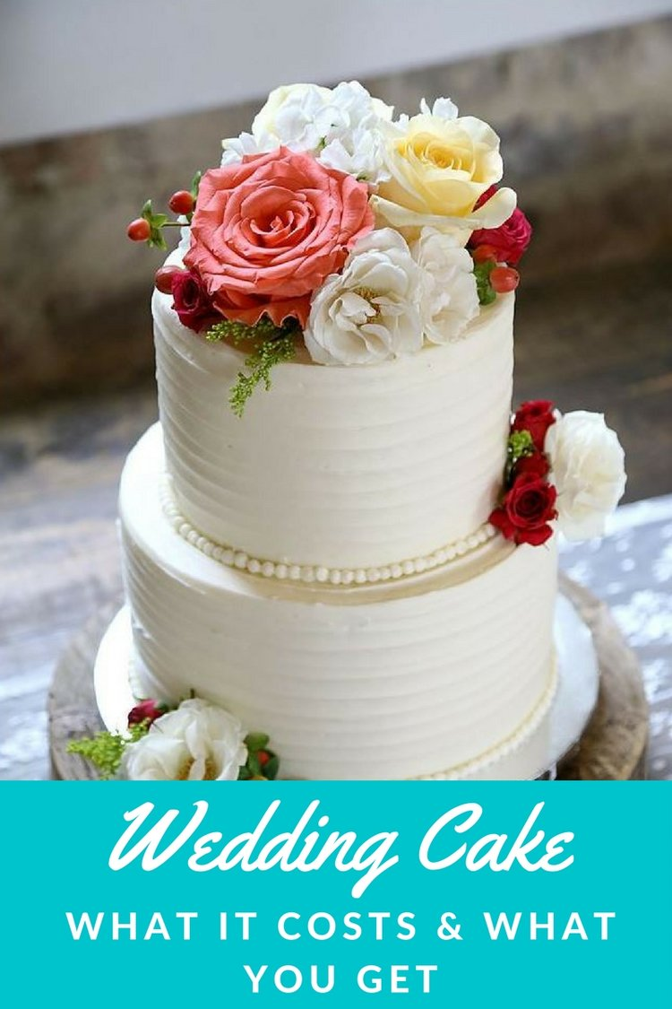 When I Am Talking With Brides About Their Budget Frequently Asked How Much Does A Wedding Cake Cost Or What Is The Average