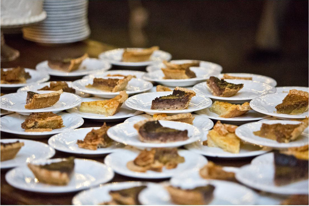 Slices of pie (Sarah Gilliam photography)