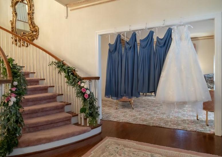 weddings gowns dresses hanging.JPG