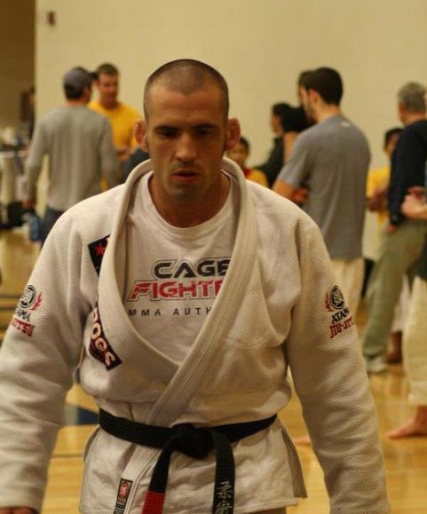 2nd Degree Black Belt Prof. JT Taylor