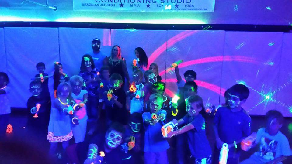 Nuclear Nerf Parties are off the Hook Fun, Voted best birthday venues party in Central Oregon!