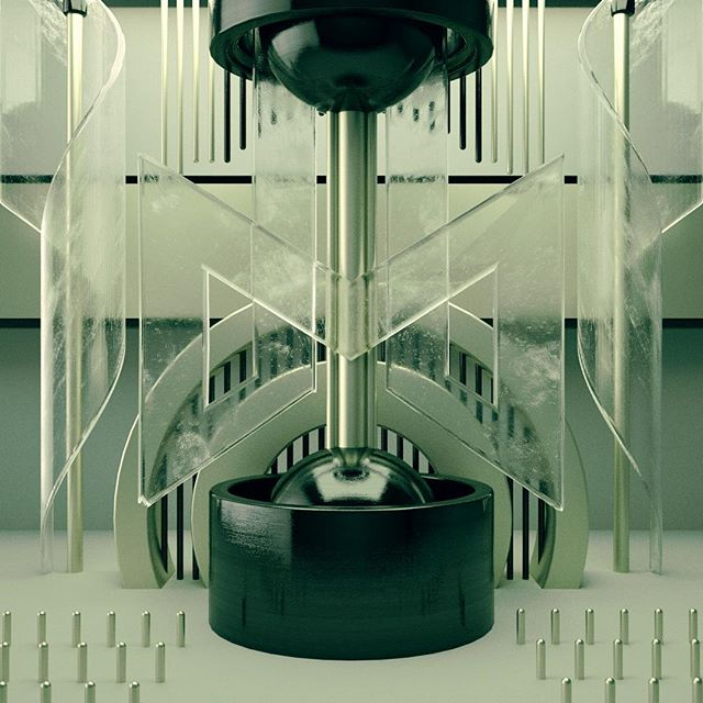 M is for missed deadline. #36days_m #m #c4d