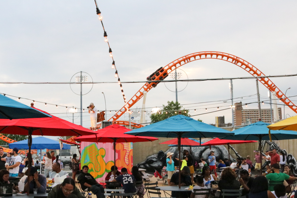 Smorgasburg at Coney Island