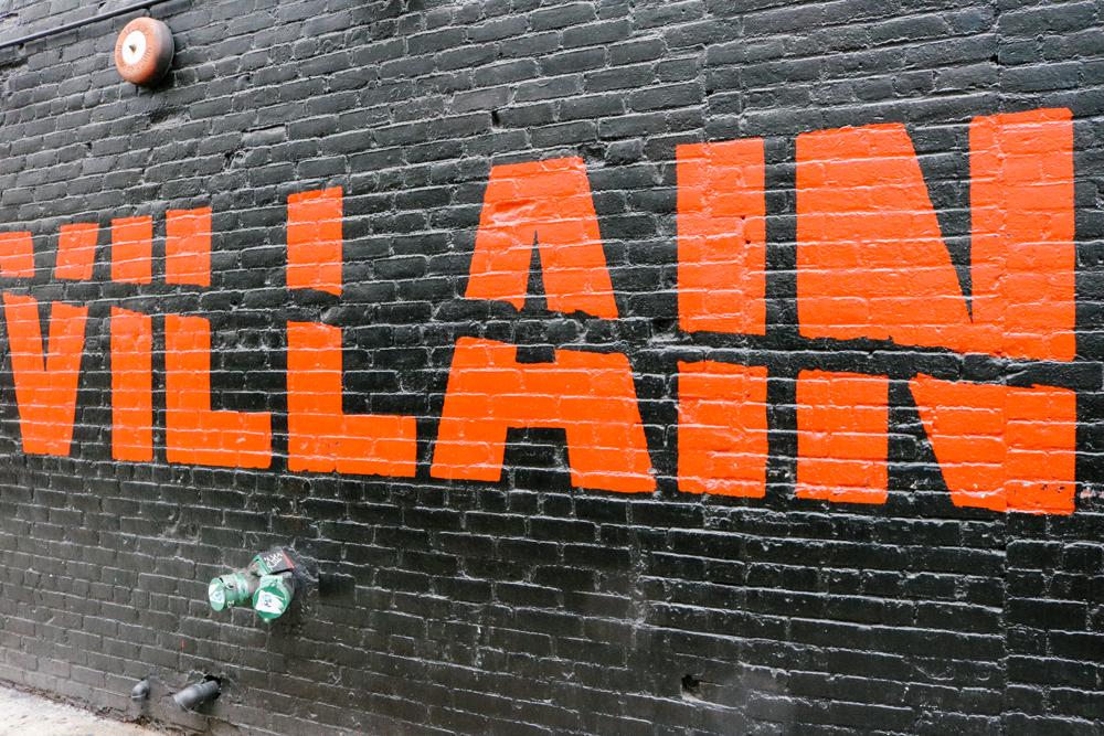 Villain  at Williamsburg