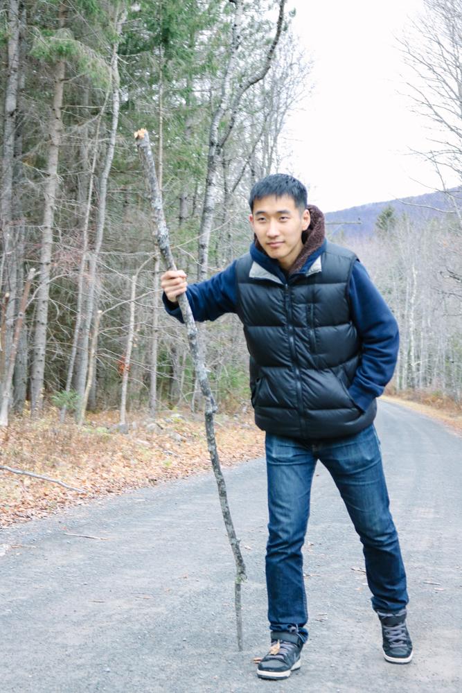 Bobo the hiker