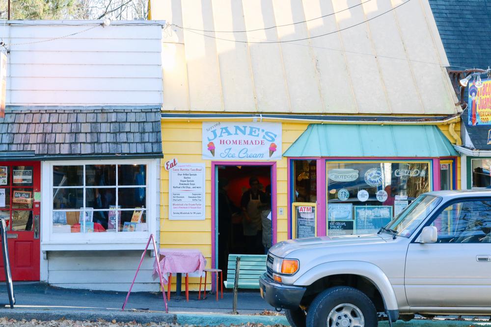 Jane's Homemade Ice Cream