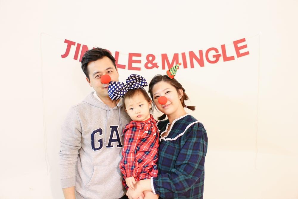 Jake ,  Ellen  and Baby Olivia
