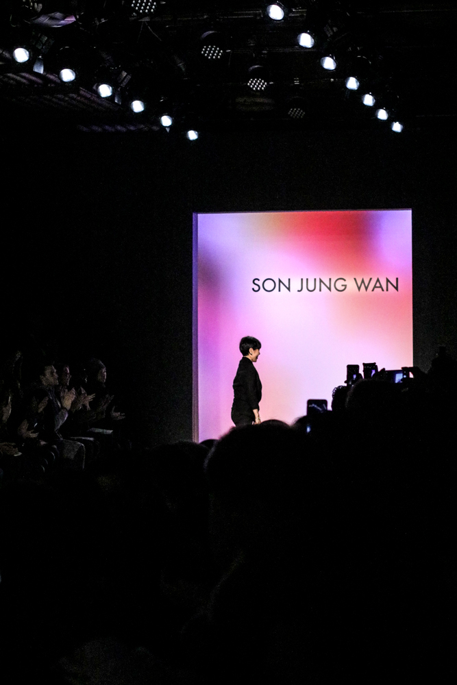 Fashion Designer of the day, Son Jung Wan