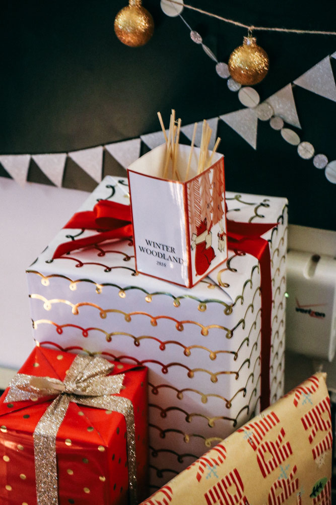 Gifts & Number Picks for White Elephant Gift Exchange Game