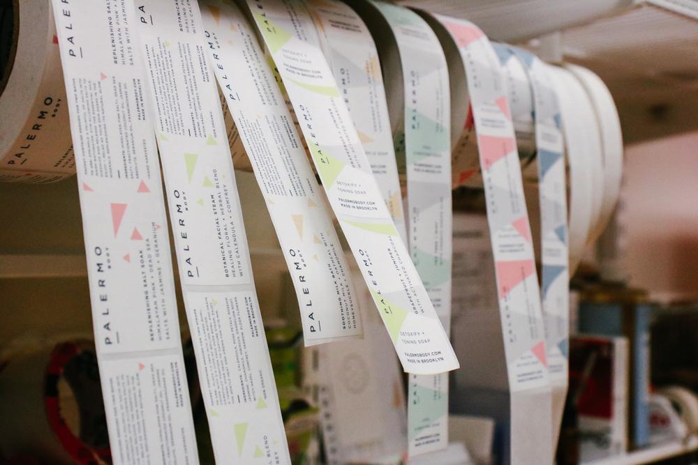 Labels, labels, labels