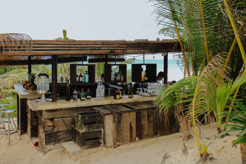 The Bar at the Beach
