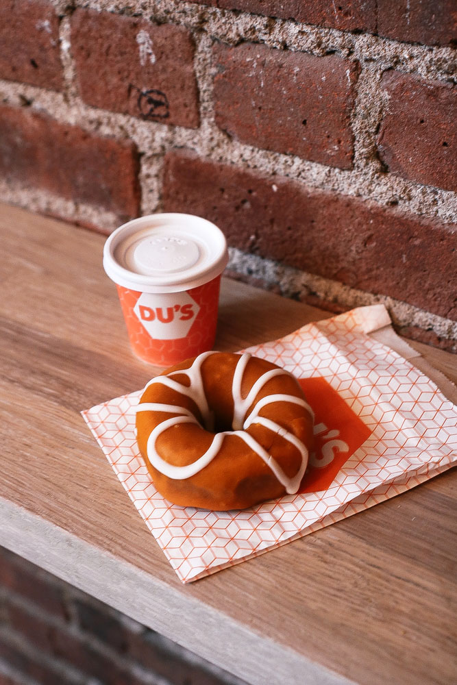 Du's Donut & Coffee  at Soho