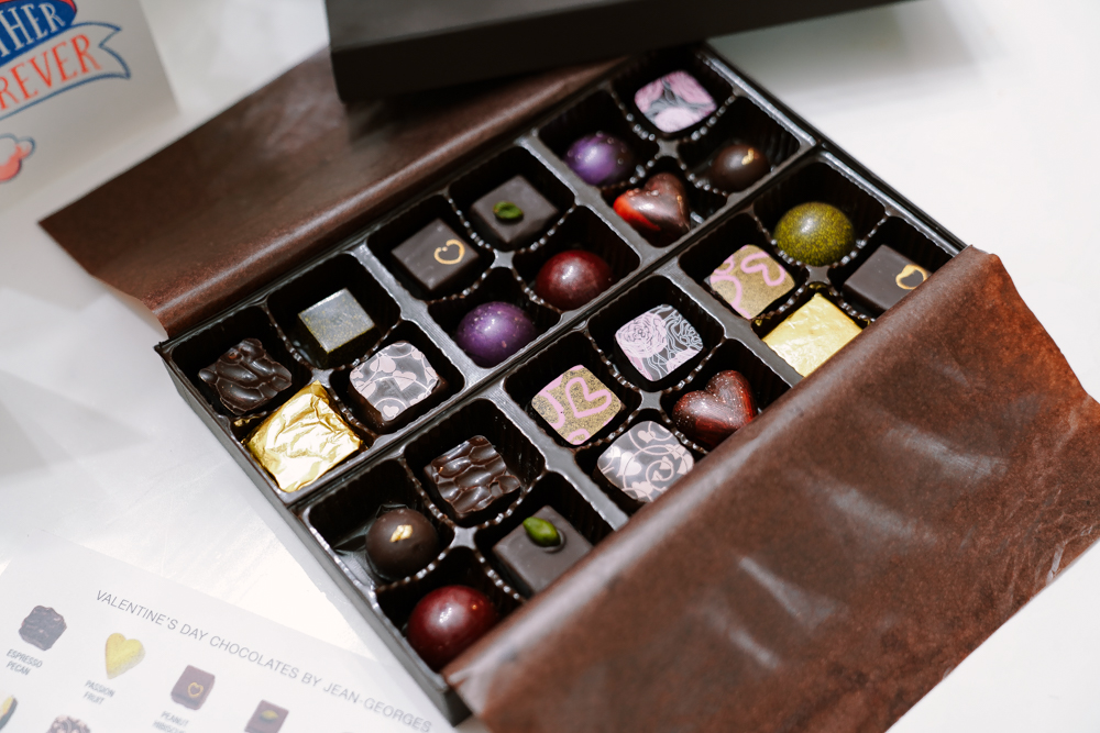 Valentine's Day Chocolates from Jean Georges