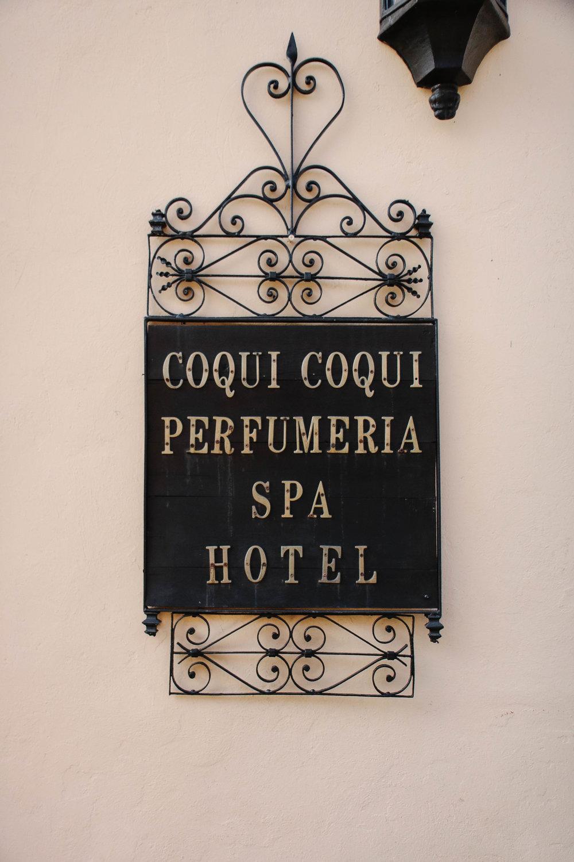 Coqui Coqui  Perfumeria | Spa | Hotel