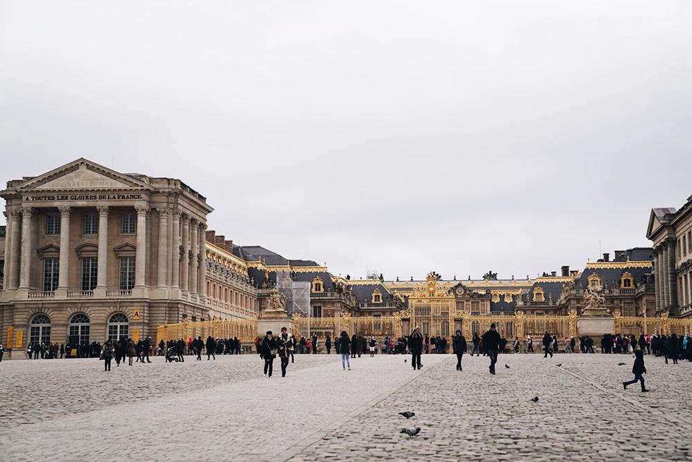 The Palace of Versailles ,  Château de Versailles