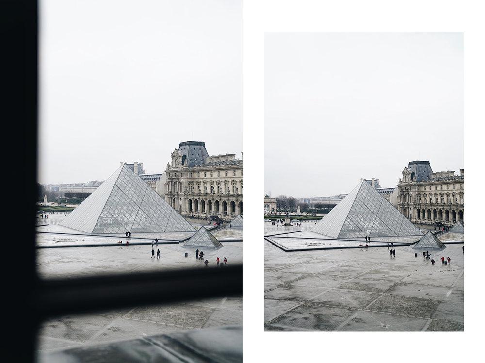 The Louvre , Musée du Louvre