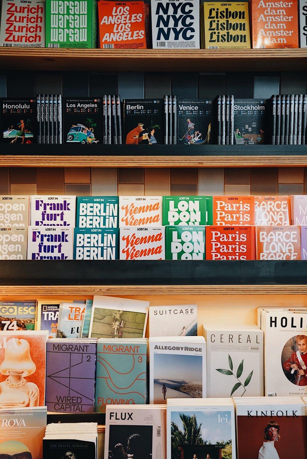 Heath Newsstand