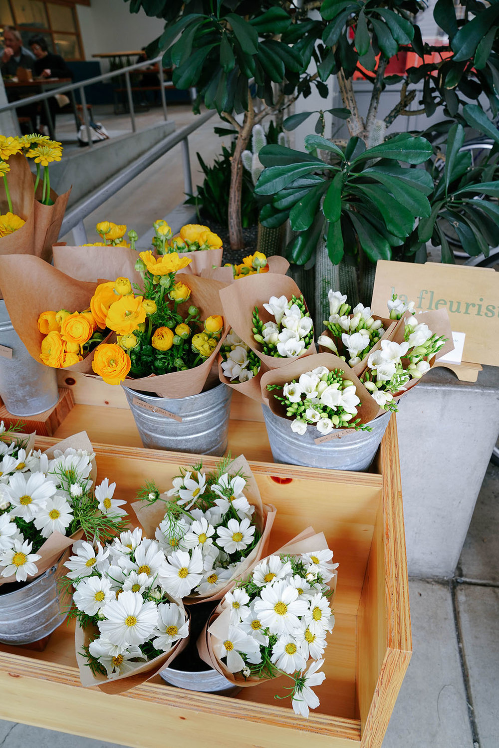 La Fleuriste  at Heath
