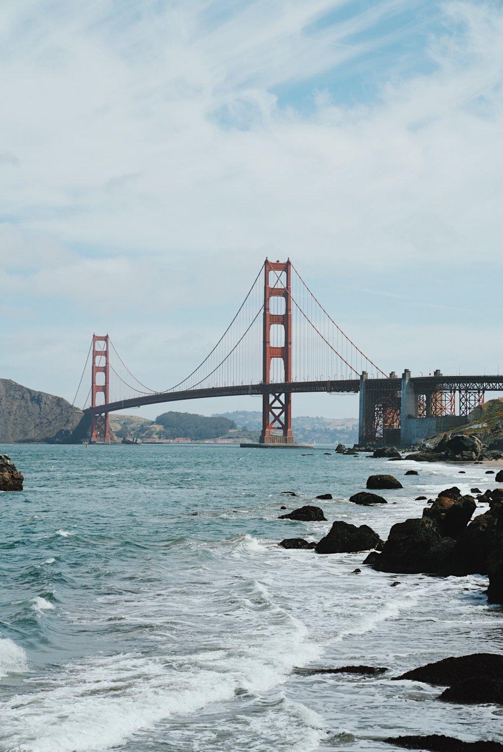 Golden Gate Bridege