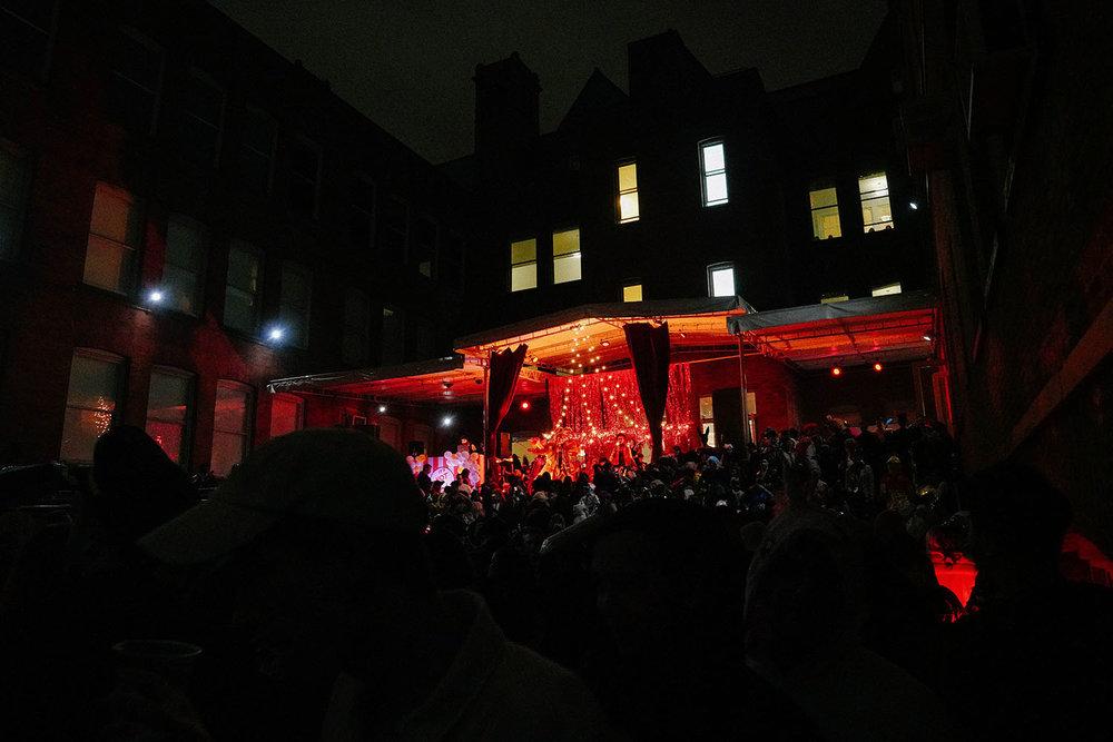 Moma PS1  Halloween Ball with Susanne Bartsch: Cirque de Musée