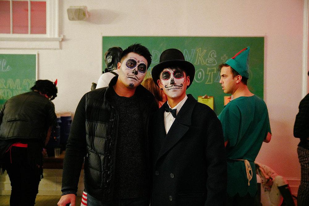 Bobo and Eric