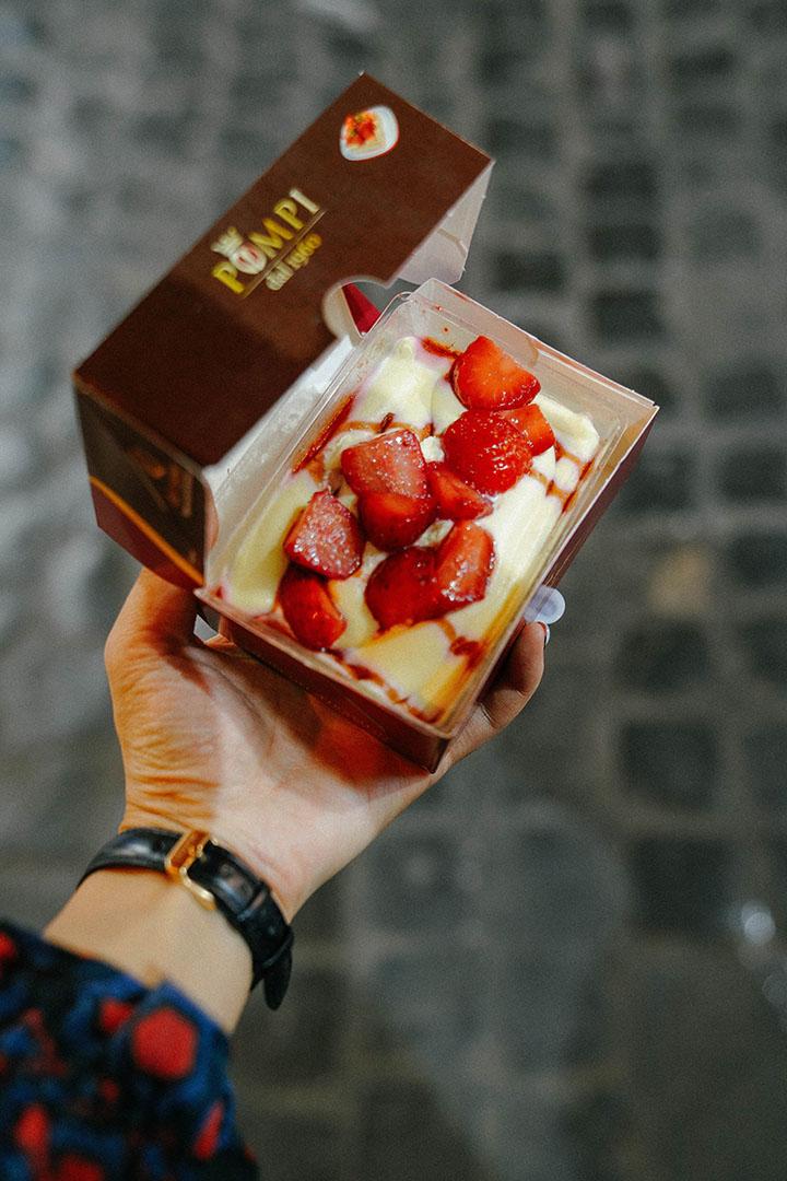 Pompi Strawberry