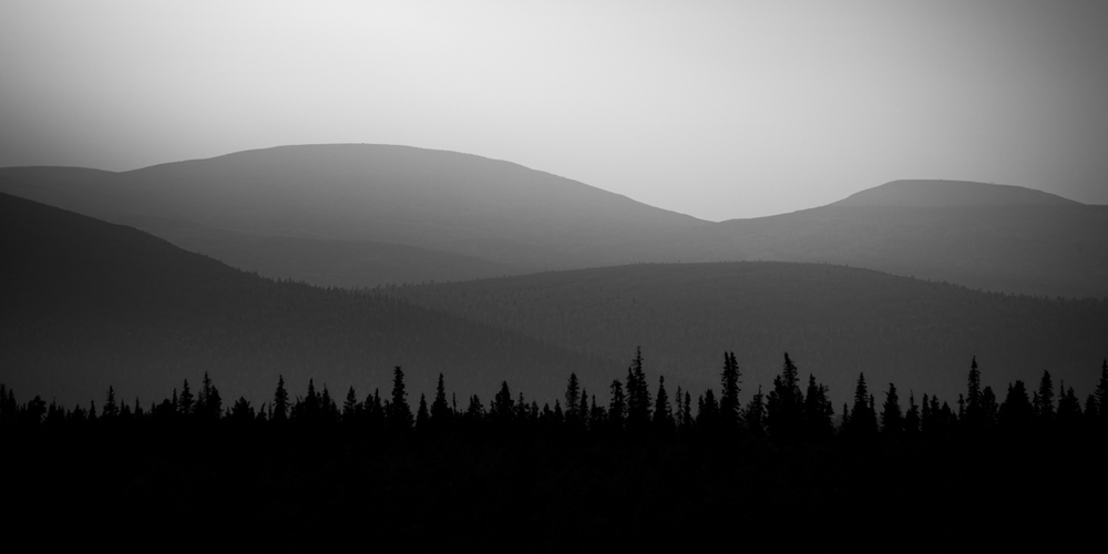 Pallas-Yllästunturi National Park, Finland 2015