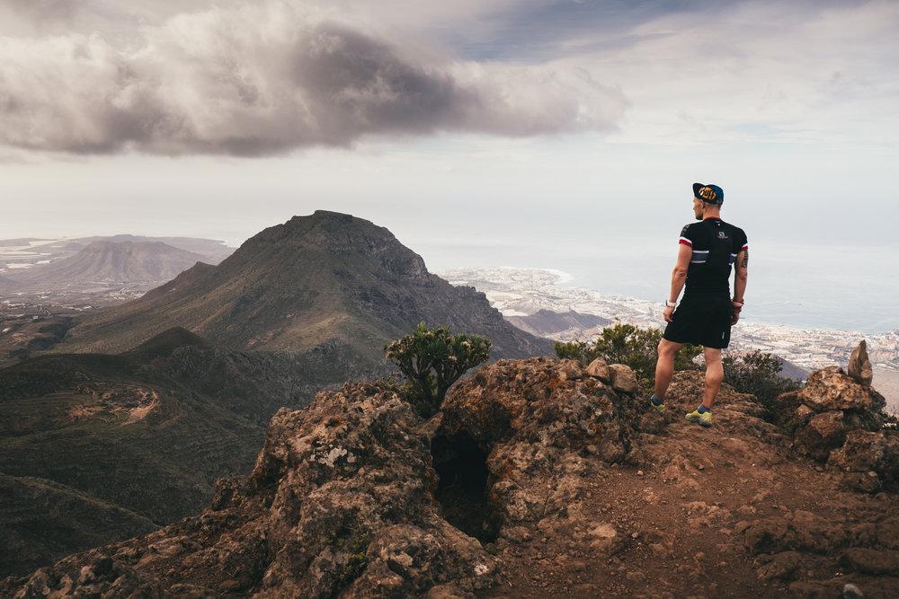 Jani Rintala - Roque del Brezos, Tenerife