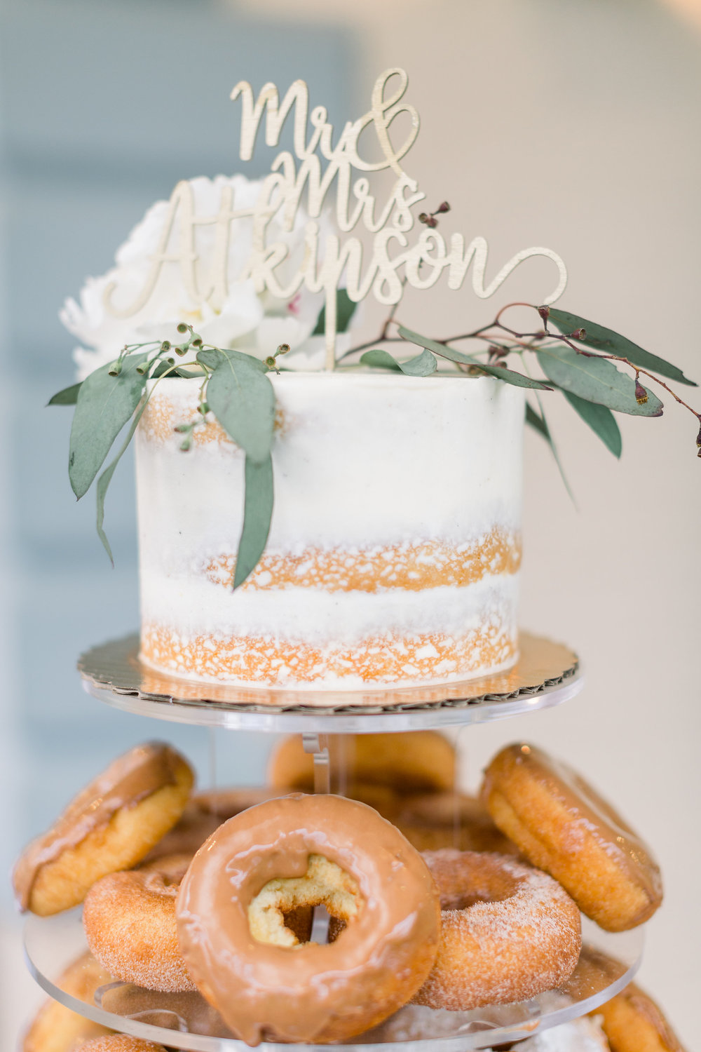 Sarah Canning Photography / doughnuts by Beiler's