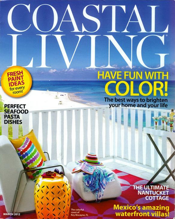Micky Hurley Coastal Living Magazine
