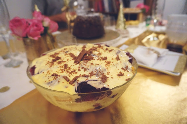 meg-made: Christmas trifle