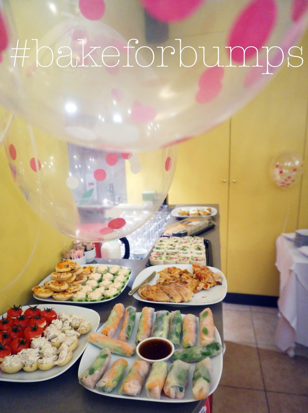 meg-made bloggers bake for bumps #bakeforbumps