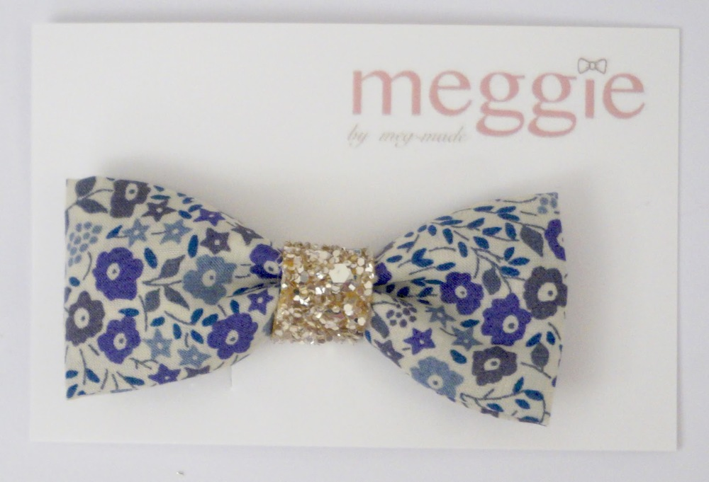 meggie meg-made Etsy: Liberty Cornish Bow