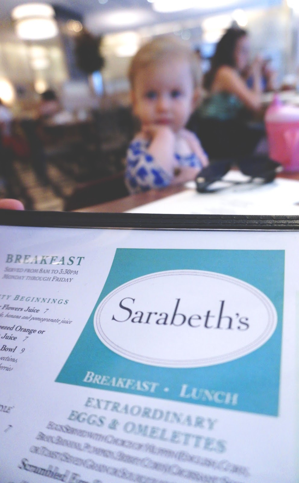 meg-made: Sarabeth's Review NYC
