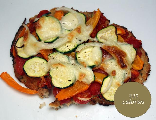 meg-made: Cauliflower pizza
