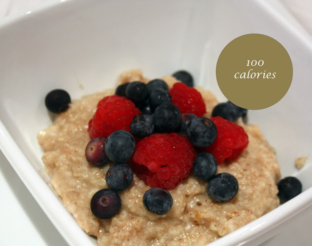 meg-made: Porridge with berries