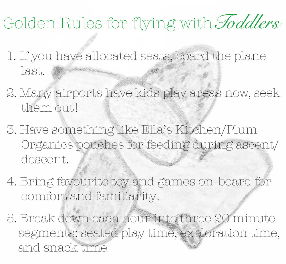 meg-made golden rules for flying with toddlers