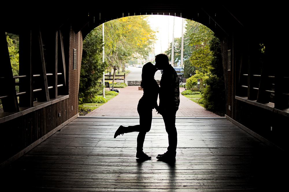 I couldn't resist this silhouette opportunity!  Look how beautiful these two are!  I love this image.