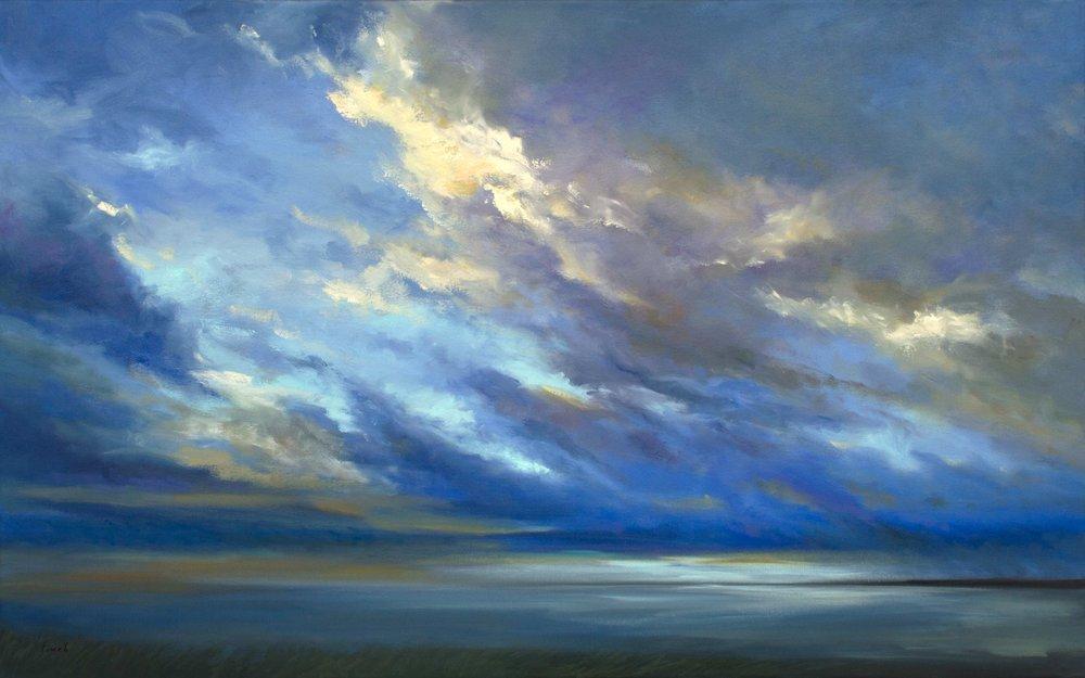 Coastal Sky II
